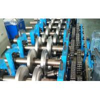 Buy cheap Manual Steel Profile C Z Purlin Roll Forming Machine 40 Mm-80 Mm Width 17 Stations from Wholesalers