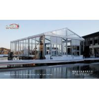 Buy cheap 10x15m Aluminum Structure Transparent Wedding Party Tent For Outdoor Event from Wholesalers