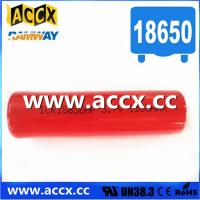Buy cheap 30A dicharge batteries for electric car 18650 20C discharge from Wholesalers