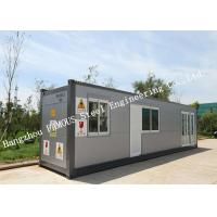 Buy cheap Mobile European Style Modular Prefabricated Container House Mining Camp/Labor Room Dom for Accommodation from Wholesalers