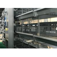 China Energy Saving Chicken Farm Poultry Equipment Safety For Manure Removal factory