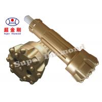 "China 4 1/2"" 115mm DHD340 Mining Drill Bits Superior Alloy Steel High Performance factory"