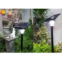Buy cheap 3.2v Outdoor Solar LED Garden Lights Wall Compound Lamp 2000 Times Charge Cycle from Wholesalers