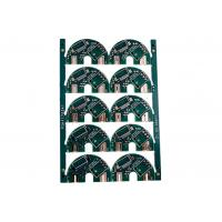 Buy cheap HDI green solder mask OSP printed circuit board from wholesalers