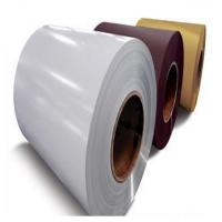 Buy cheap PE Surface 1100 H24 18 Micron 0.21mm Aluminium Coil Strip from wholesalers