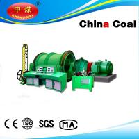 China Explosion-proof Hoist Winch with CE certification factory