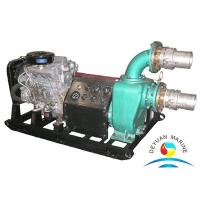 Buy cheap Sea Water Cooling Diesel Engine Driven Water Pump With CCS Certificate from Wholesalers
