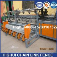 China 3mtr Width Full Automatic Double Wire Feeding Diamond Fence Mesh Making Machine factory