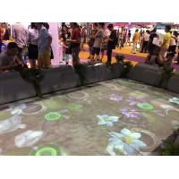 China Merry Fishing Theme Amusement Center For Kids Convenient Operation factory