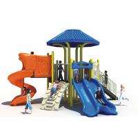 Nature Series Fitness Playground Equipment CE Certification For Park Kindergarten