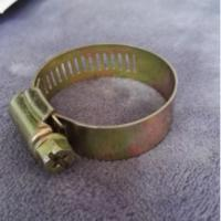 Buy cheap Amercian type hose clamps from wholesalers