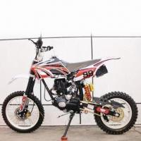 Buy cheap 200cc Off-road Motorcycle with 4-stroke Air-cooled Engine/4-speed Manual Transmission/Air-cell Shock from Wholesalers