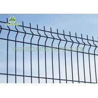 Buy cheap Road / Transit  Welded Wire Mesh Fence Panels With φ600mm BTO - 22 Razor Wire from Wholesalers