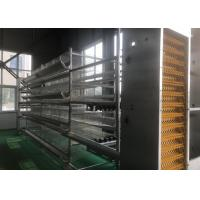 China Energy Saving Chicken Farm Machinery With Feed Trough 15-20 Years Lifespan factory