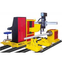 Buy cheap Energy Efficiency Cnc Automatic Pipe Cutting Machine For Intersection Cutting from Wholesalers