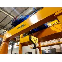 Buy cheap Double Girder Electric Low Headroom Hoist Winch Trolley For Chemical Industry from wholesalers