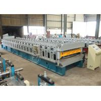 Buy cheap Improve Structure High Speed Double Layer Roll Forming Machine Grade 80 ksi from Wholesalers