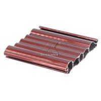 China OEM Color Simple and durable aluminum Roller Shutter And Roller Shutter accessories For door factory