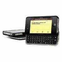 China Mini Bluetooth Keyboards for iPhone with Broadcom 2042 Chipset and 10m Working Range on sale