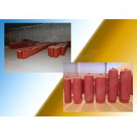 Hfc-227Ea Extinguishing Carbon Dioxide Container With 45Kg Agent