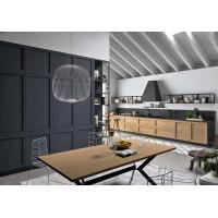 Buy cheap Solid Wood Frame Complete Kitchen Cabinet Set 18mm MFC Borad ISO9001 from Wholesalers