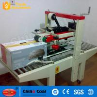 China High Quality FXJ6050 Adhesive Tape Carton Sealer Semi Automatic Box Sealing Machine for Sale on sale
