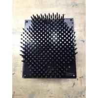 Buy cheap Highly Difficult 6063T5 Black Anodized Heatsink Cnc Machining Part With CNC Machining Drilling And Milling from Wholesalers