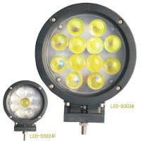 60W LED working light for jeep, CREE LEDS, ATV,4X4 OFF ROAD ,work lamps LED-D3036