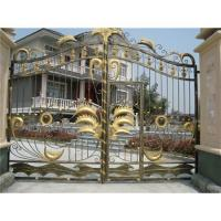 Buy cheap Wrought iron craft gates from Wholesalers