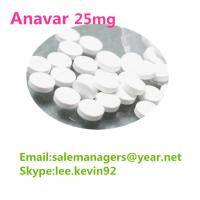 Buy cheap Healthy Anavar 25mg Oxandrolone Steroid Cas 53-39-4 / Weight Loss Oral Pills from Wholesalers
