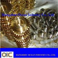 Buy cheap High Precision Transmission Spare Parts Spider Gear Shaft / Miter Gear from Wholesalers