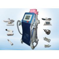 Buy cheap Vacuum Roller Cavitation Laser Cryo Freeze Fat Machine For Increasing Skin Elasticity from Wholesalers