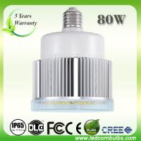 Buy cheap E26/E39 80W LED High Bay Lamp 85-277V universal working voltage, 100,000 hours LED life. from Wholesalers