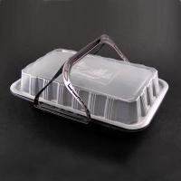 Buy cheap Disposable Plastic Food Container( Sushi food box) from Wholesalers