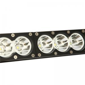 China 10W Cree single row Led light bar super bright 4X4 DHCB-L300SDC 300W factory