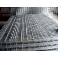 China metal mesh fence/galvanised weld mesh/galvanised steel mesh sheets on sale