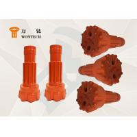 China Fast Efficiency Blast Hole DTH Hammer Bits For Underground Blastholes factory