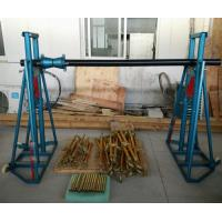 Buy cheap Easy Moving Cable Drum Stand / Elevator , Cable Jack Stand 5 - 20 Ton from wholesalers