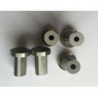 Buy cheap ISO9000 D3 - 10 Triangle Die Punch Bushing Round Corrosion Resistant/Precision from wholesalers