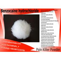 Buy cheap Local Anesthetic Powder Benzocaine Raw Powder CAS 94-09-7 For Pain Relieving from Wholesalers
