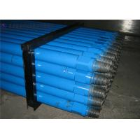 China High Strength DTH Drill Pipe , Water Well Drill Pipe 4.0-19mm Wall Thickness factory