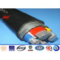 Buy cheap SWA Electrical Wires And Cables Aluminum Alloy Cable 0.6/1/10 Xlpe Sheathed from Wholesalers