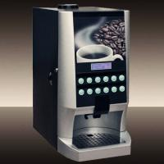 Quality Mini Nescafe Vending Coffee Machine for sale