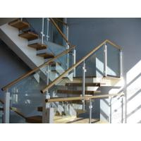 wooden trade modern staircase anti-slip strip for stairs