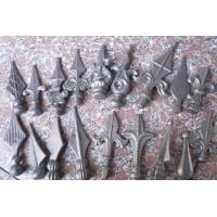 China Wrought Iron Parts factory