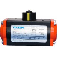 Buy cheap 9NM To 4620Nm Valve Pneumatic Air Actuator 8412390000 Anti Abrasive from Wholesalers