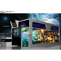 China Special Effects Mobile 5D Cinema factory