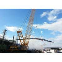 China Durable Lattice Boom Construction Crawler Crane QUY130 With High Performance factory