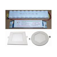 Buy cheap 2700-6500K 1200-1300Lm Emergency LED Panel Light , led circular panel lights from Wholesalers