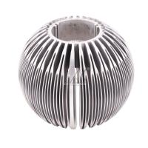 China Best Manufacture heat sink  aluminum profile silver finish Extrusion aluminum And aluminium radiator factory
